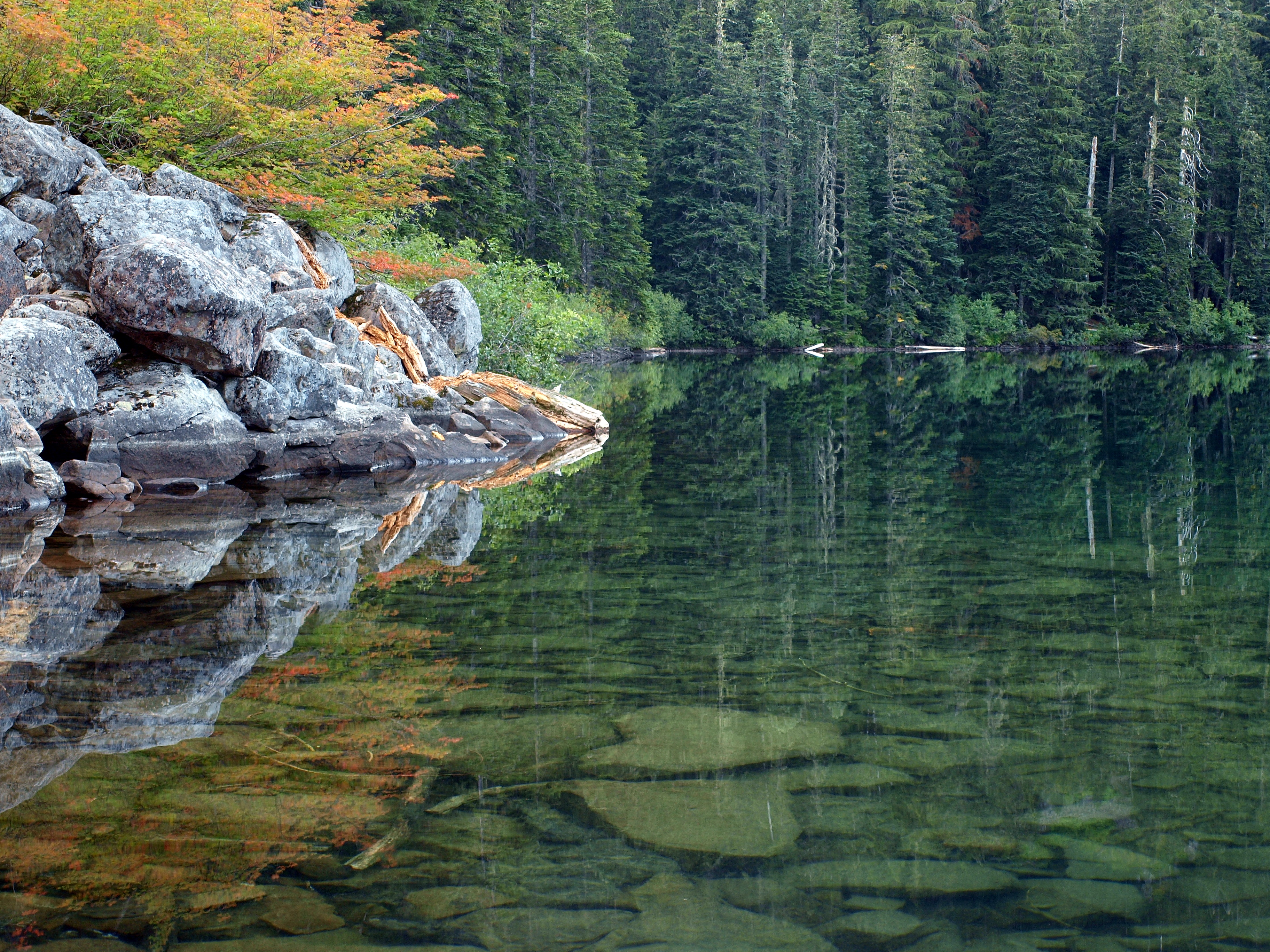 Picture of the Week: Serene Lake | Adam Sawyer